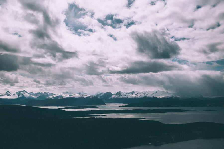 fjord molde landscape photography