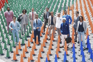 Pitti88 in Florence pittiuomo88 fashion week