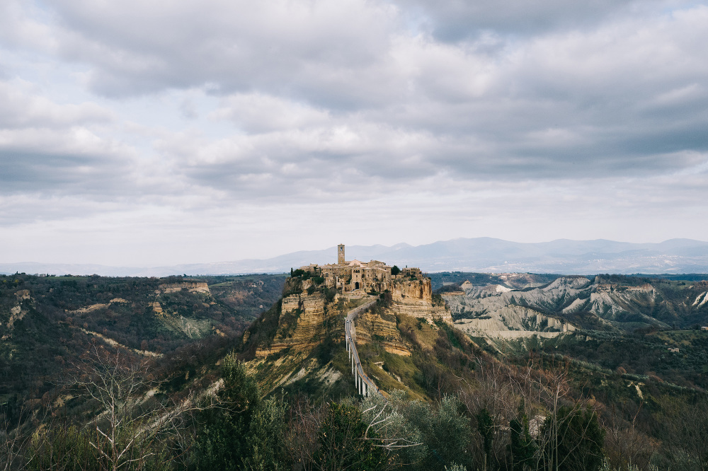 A weekend in Civita di Bagnoregio – Viterbo » Stefano Santucci ...