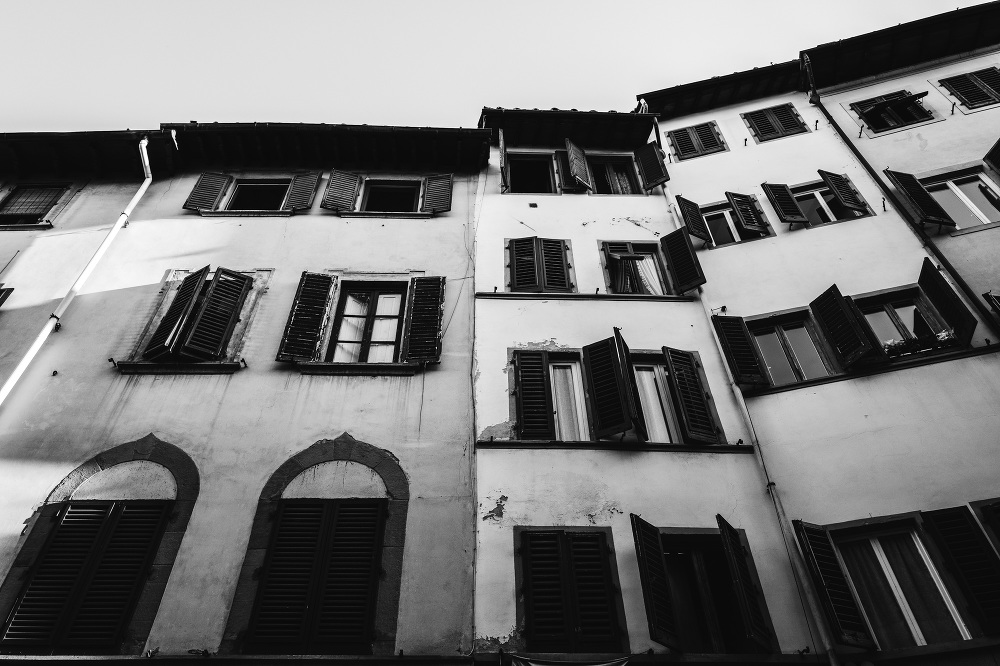 building alto - florence house photo project stefano santucci firenze p